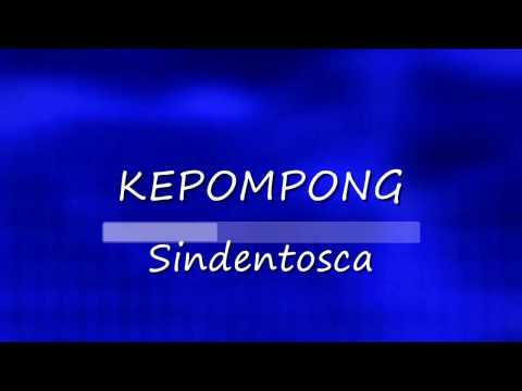 Sindentosca - Kepompong KARAOKE HD