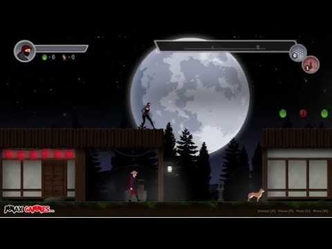 Shadow Of The Ninja - Gameplay