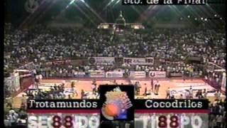 Trotamundos de Carabobo Campeón Temporada 1994