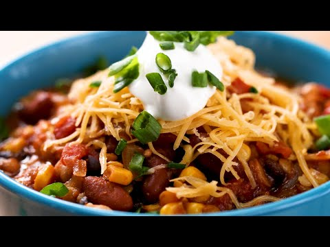 Meal Prep Protein-Packed Chili