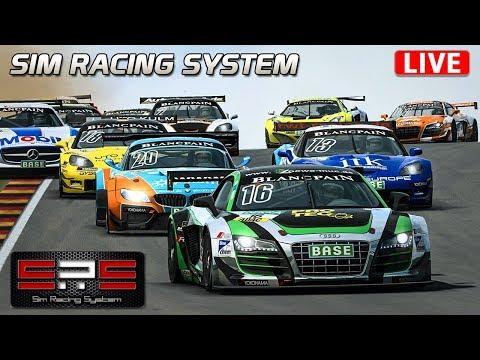 sim racing system woche 3 live raceroom hd ger. Black Bedroom Furniture Sets. Home Design Ideas