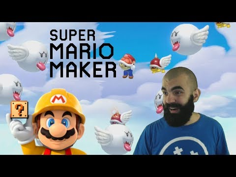 Air Force None | PACO vs Barbarian [II] | Mario Maker Super Expert Levels
