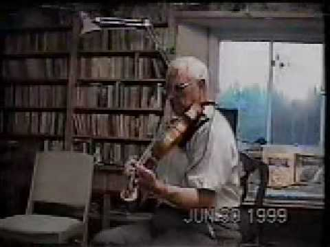 Paul Poirier Accompanies the Fiddle - Tune #13