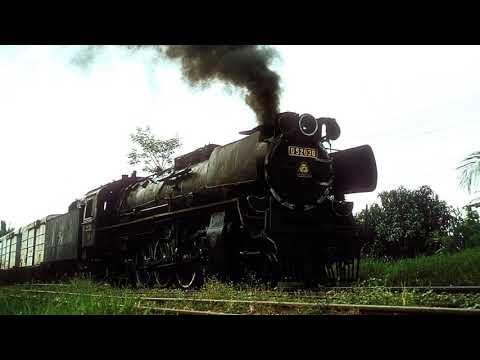 Kereta Api Garut Bandung Purwakarta  1978 / 1980 (part 7) ~