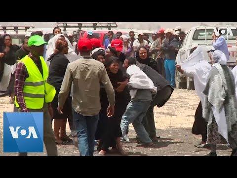 Families mourn Ethiopia plane crash victims