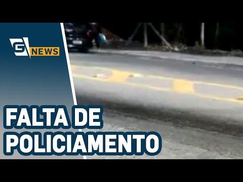 Moradores do Grajaú reclamam de falta de policiamento