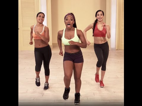 Aerobics Dance Workout For Weight Loss At Home Cardio Exercise Dance Routine