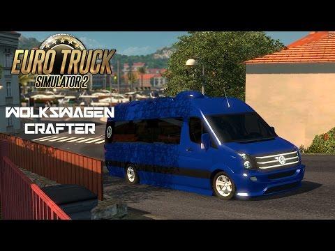 Euro Truck Simulator 2 | Wolksvagen Crafter
