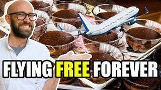 That Time an Engineer Bought 12,000 Cups Of Pudding and Never Had to Pay for Flights Again