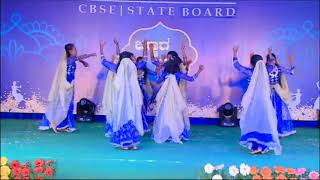 Mukunda murari song dance by 5th standard students MVM:ADH 2107-18