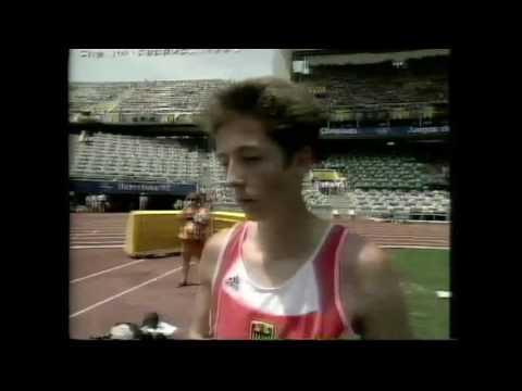 3792 Olympic Track & Field 1992 Heptathlon High Jump Jackie Joyner-Kersee