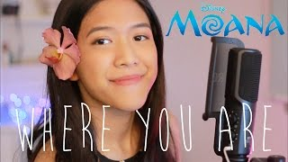 Where You Are - Moana (short cover)