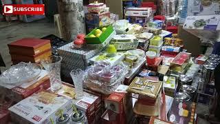 Diwali Pooja Shopping Haul 2017 / Dhanteras Shopping at Chandigarh - what i bought - Monikazz DIY