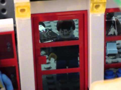 Lego Zombie attack 2