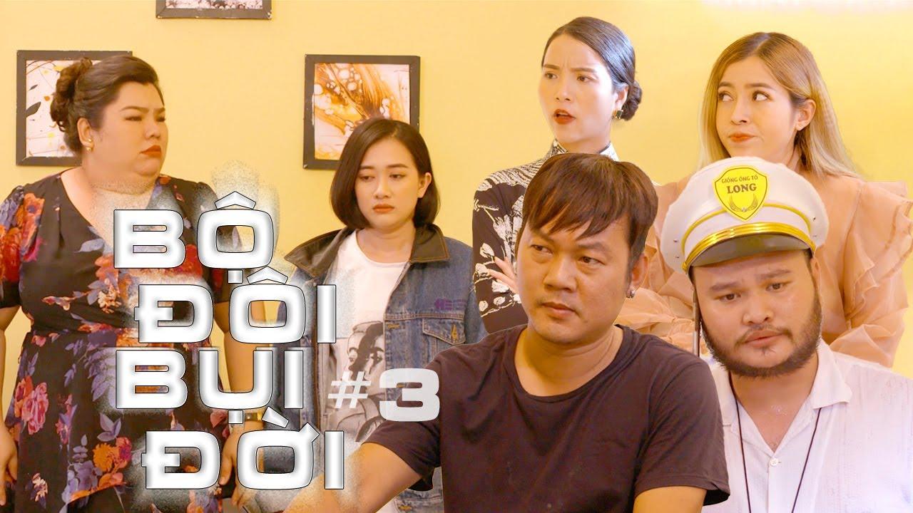 Phim hài Việt chiếu mạng hay 2021| Bộ Đôi Bụi Đời #3 |Long Đẹp Trai, Mạc Văn Khoa, Thái Vũ, Vinh Râu