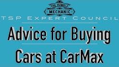 Should You Buy A Car At CarMax?