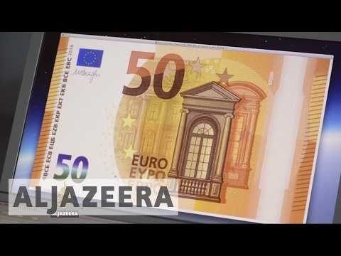 New 50-euro note gets security upgrade
