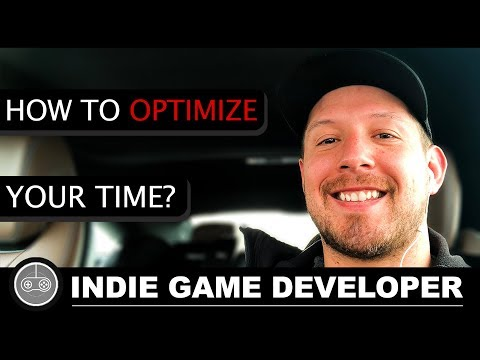 HOW TO OPTIMIZE YOUR TIME? Game development process tips and tricks