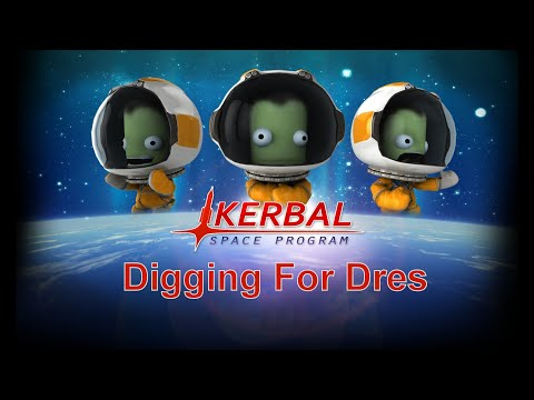 KSP Digging for Dres - Ep#4 - Com-Sats and Aerial Surveys.