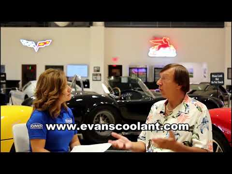American Muscle Car Museum owner shares why he uses Evans Waterless Coolant in his muscle cars.