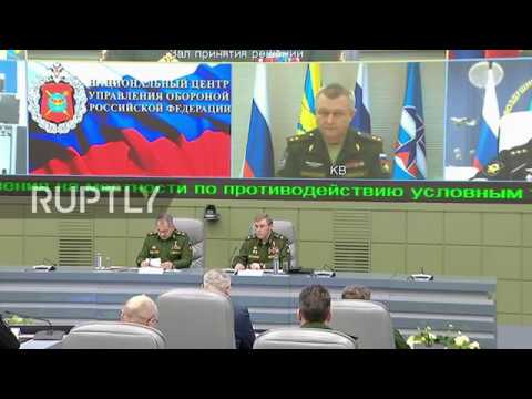 Russia: Putin orders snap military drills to guage readiness for combat