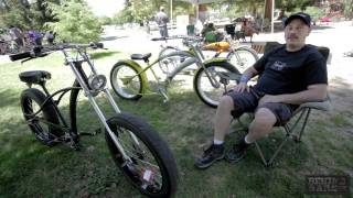 Behind Bars Inc: 2011 Shiny Side Up Bicycle Show Official Video
