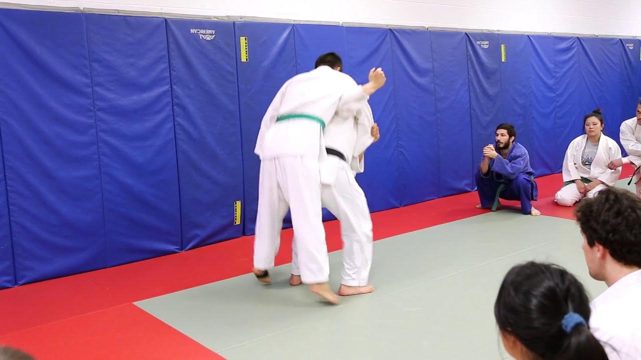 Judo Classes On The Uws Judo Nyc