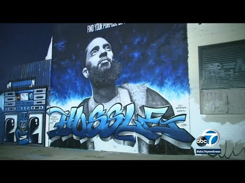 Nipsey Hussle memorial: No tickets left for tribute at Staples Center | ABC7
