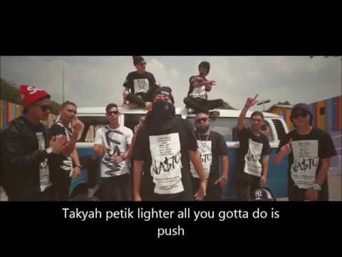 NA$TY - Akeem Jahat x Nasty Juice(Music Video With Lyrics)
