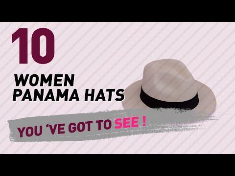 Women Panama Hats, Amazon Uk Best Sellers Collection // Women's Fashion 2017
