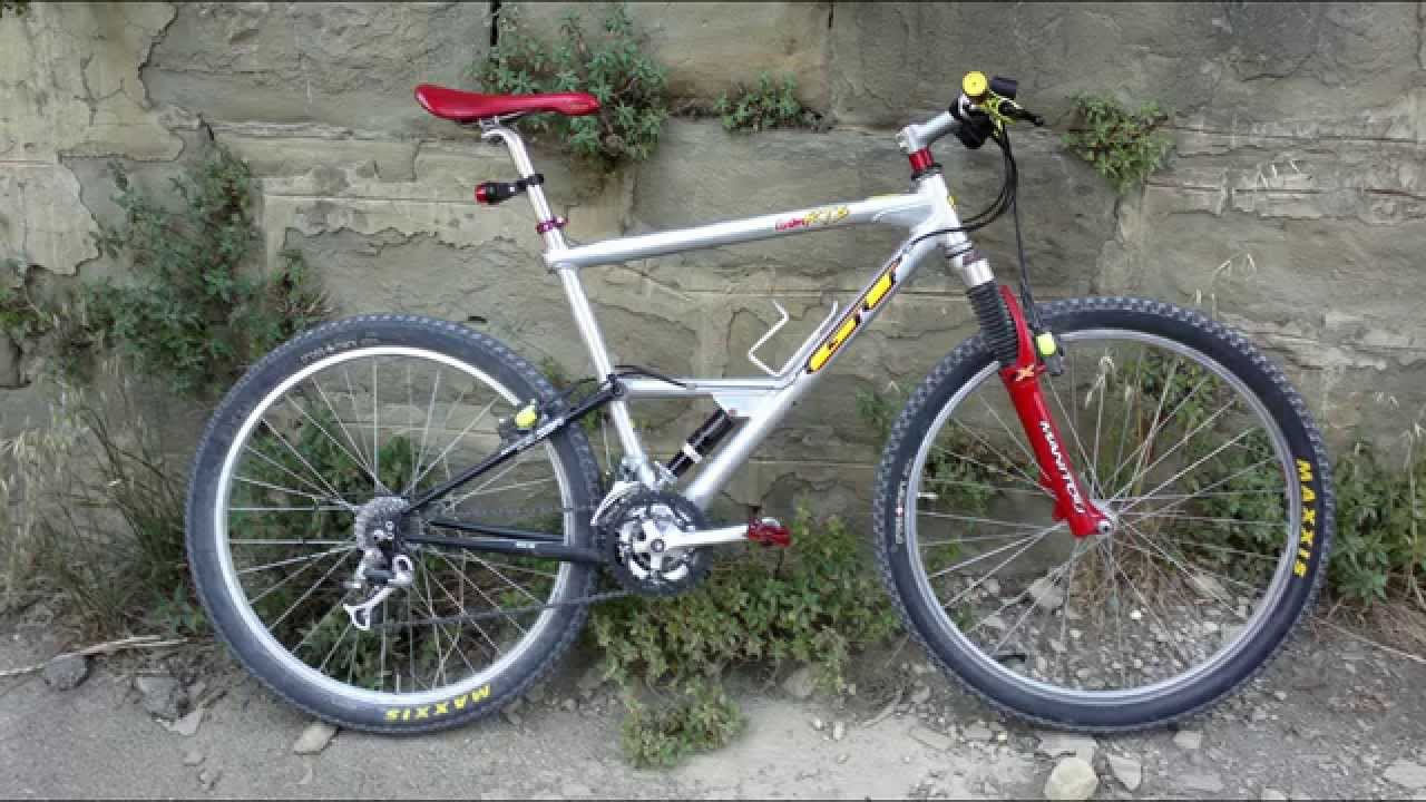 gt rts and gt lts vintage mountain bike full suspended old school