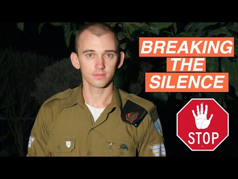 What I Did As An IDF Soldier To Palestinians