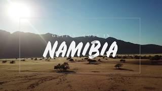 Gettin' Lost in Namibia