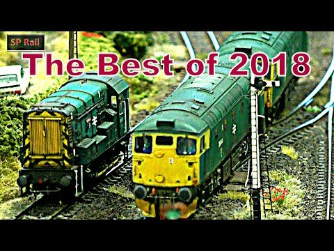 Model Railways – Best of 2018