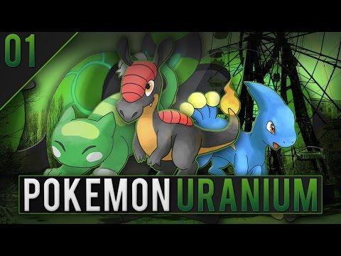 CHI SARÀ IL NOSTRO STARTER? - E01 - Pokémon Uranium [ITA]