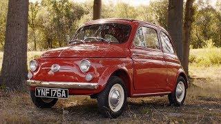 The Telegraph's Best Cars Ever | 3 - Fiat Cinquecento Nuova