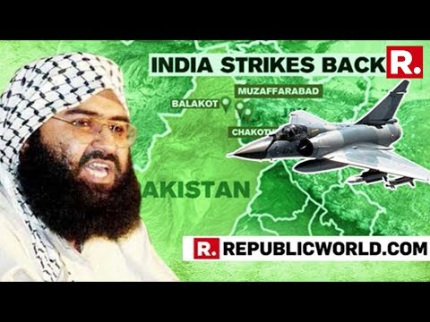 Sources: A Rapid Seek & Destroy Operation Was Carried Out.12 Mirages Decimate Pakistani Terror Camps