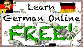 Learn German Online for FREE! - Language Marathon