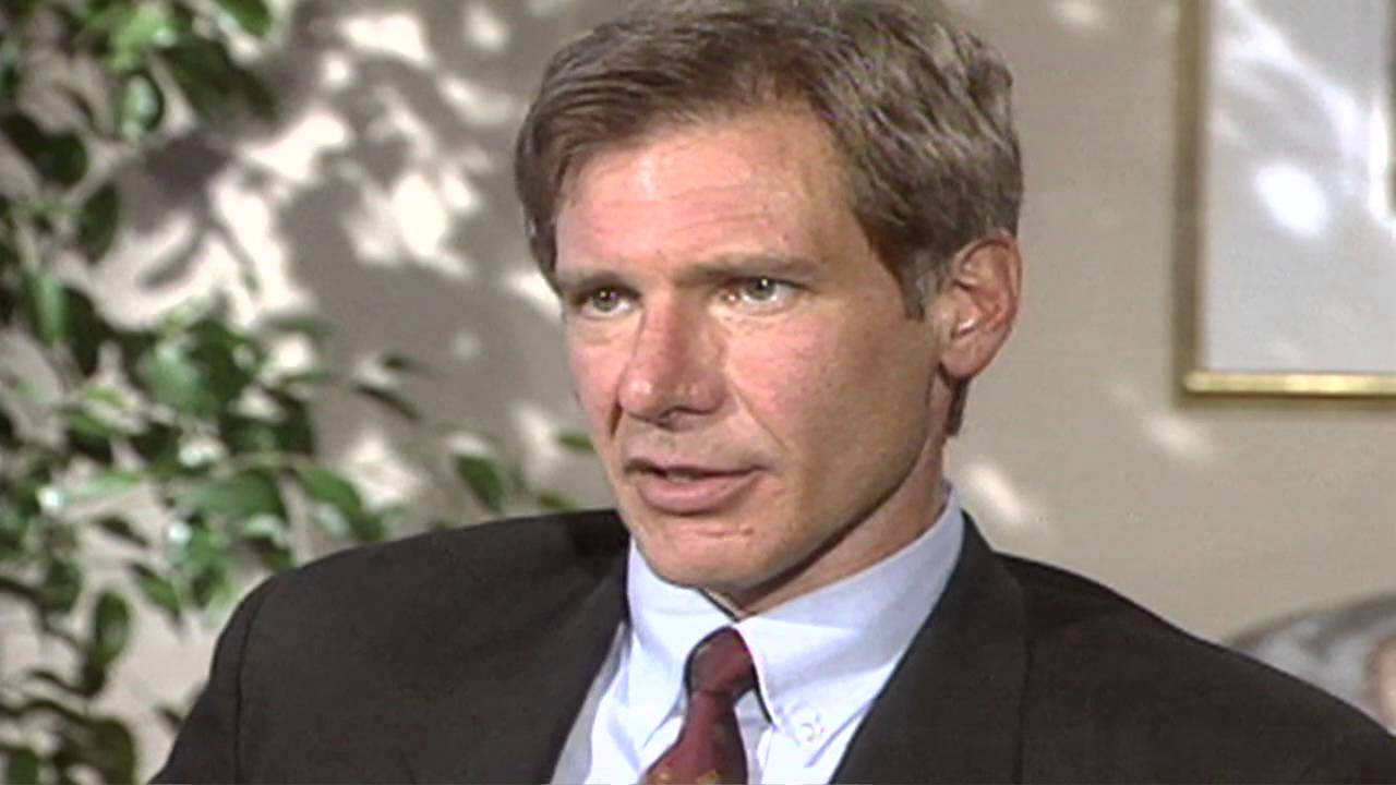 The Fugitive: Harrison Ford Exclusive Interview - YouTube
