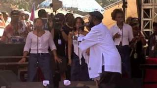 Beres Hammond - She Loves Me Now ~ Step Aside (Live at Reggae On The River)