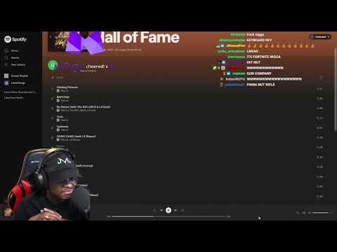 ImDOntai Reacts To The Polo G Album Hall Of Fame !