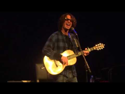 """Before We Disappear"" Chris Cornell@Strand Theatre York, PA 10/24/15 Higher Truth Tour"