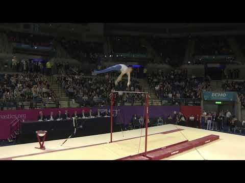 Nile Wilson - GOLD - High Bar -  2018 British Gymnastics Championship - MAG Masters