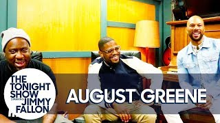 """August Greene Shares the Inspiration Behind Their Cover of """"Optimistic"""""""