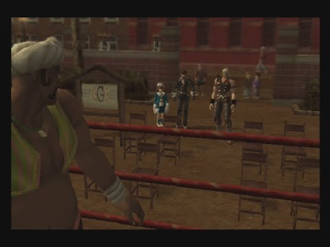 Shadow Hearts II - The Man Festival - Tower of the Holy Ring