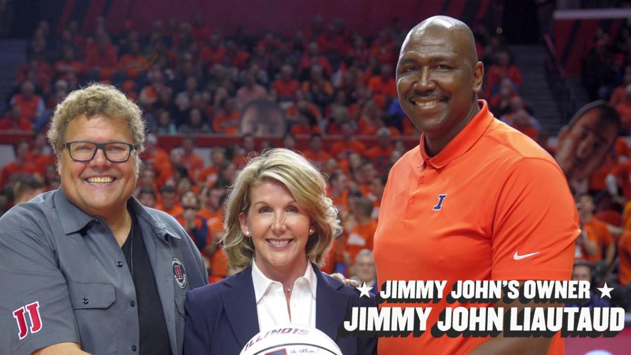 Jimmy John Liautaud   Interview with Illini Radio - YouTube