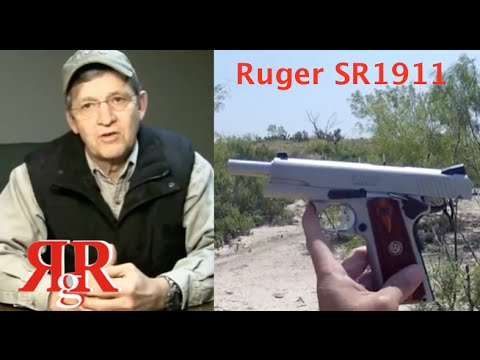 Ruger SR1911 Review - Government Model