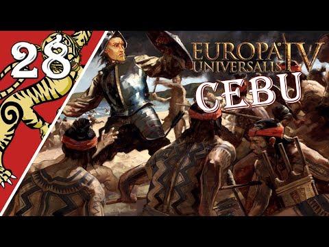Europa Universalis IV - Cebu : La renaissance du Chola n°28