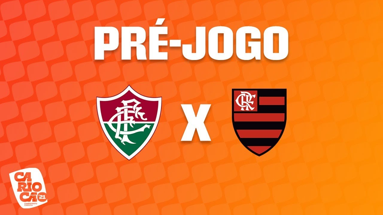 Fluminense X Flamengo Pre Jogo Youtube