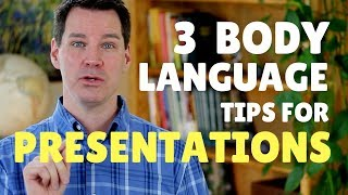Body Language for Presentations
